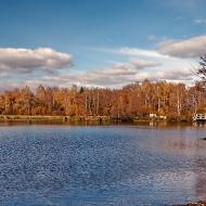 Podzim na jezeře