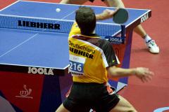 ME Ostrava Finále muži Timo Boll vs. Patrick Baum 19.9.2010